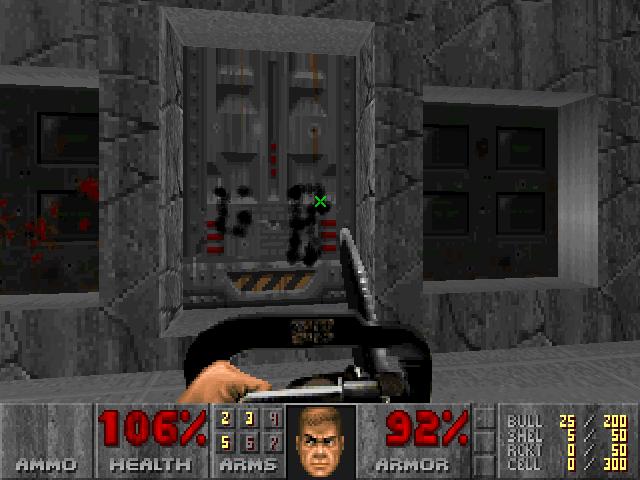 Doom II: Hell on Earth *LET'S PLAY!* Screen63