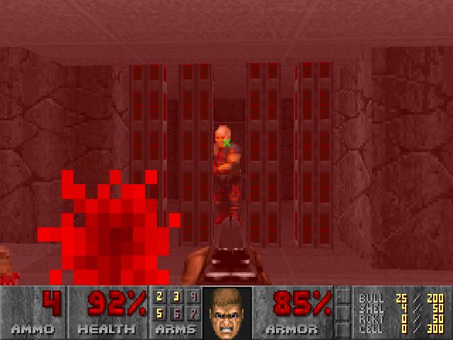 Doom II: Hell on Earth *LET'S PLAY!* Screen66