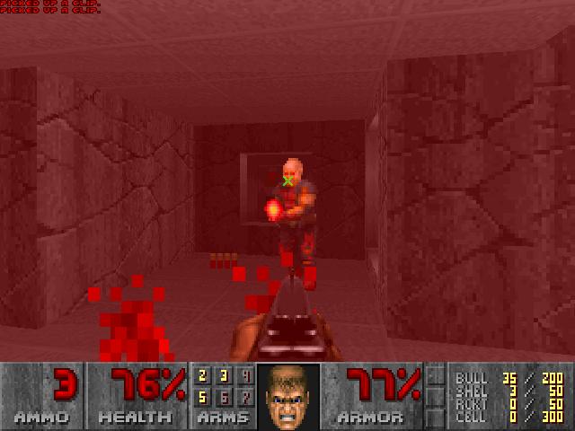 Doom II: Hell on Earth *LET'S PLAY!* Screen67