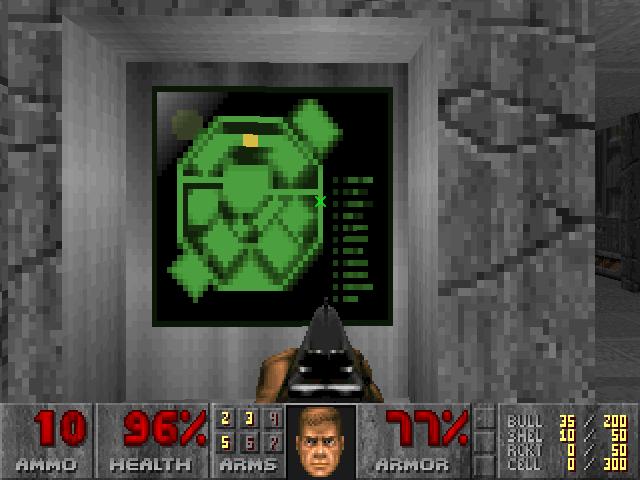 Doom II: Hell on Earth *LET'S PLAY!* Screen68