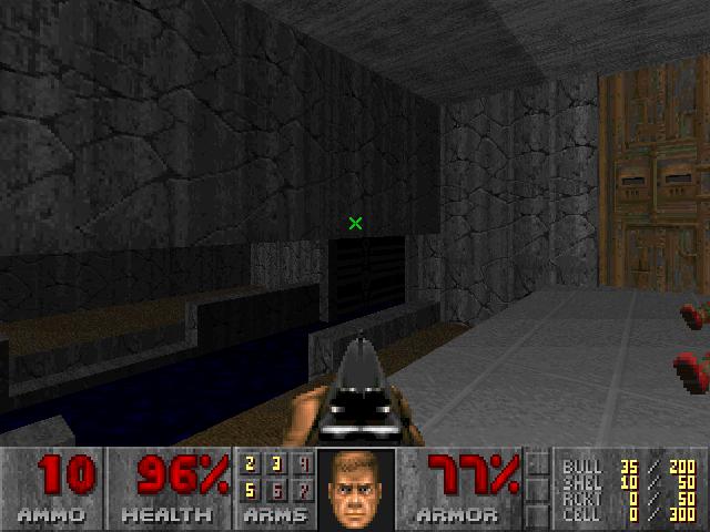 Doom II: Hell on Earth *LET'S PLAY!* Screen70