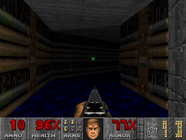 Doom II: Hell on Earth *LET'S PLAY!* Screen71