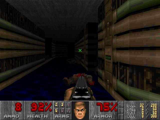 Doom II: Hell on Earth *LET'S PLAY!* Screen73