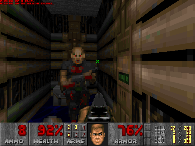 Doom II: Hell on Earth *LET'S PLAY!* Screen74