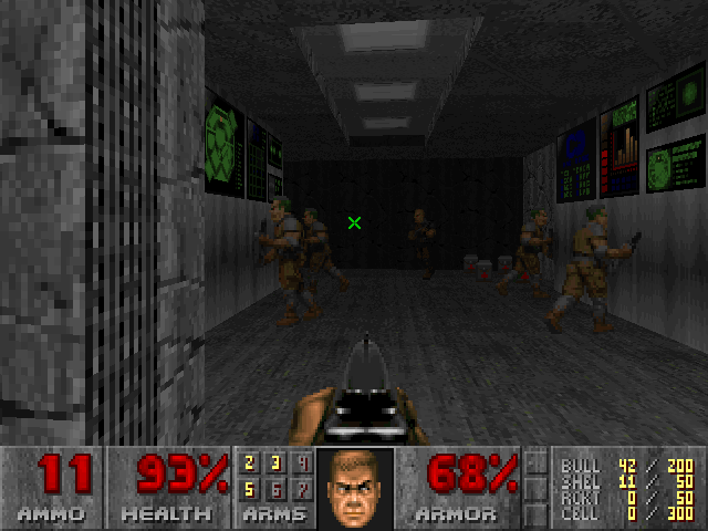 Doom II: Hell on Earth *LET'S PLAY!* Screen78