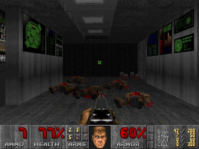 Doom II: Hell on Earth *LET'S PLAY!* Screen79