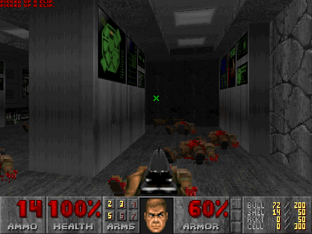 Doom II: Hell on Earth *LET'S PLAY!* Screen82