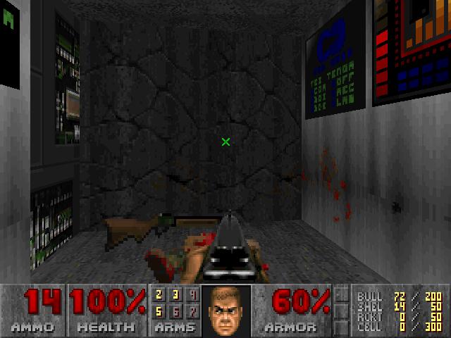 Doom II: Hell on Earth *LET'S PLAY!* Screen83