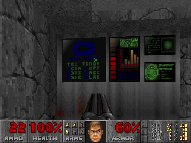 Doom II: Hell on Earth *LET'S PLAY!* Screen84