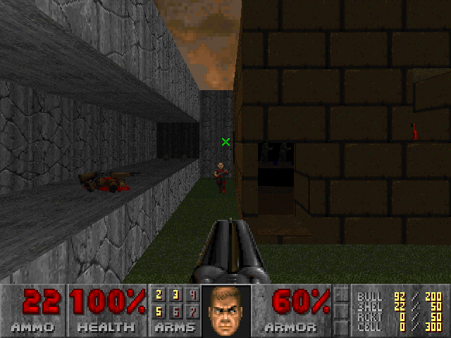 Doom II: Hell on Earth *LET'S PLAY!* Screen87