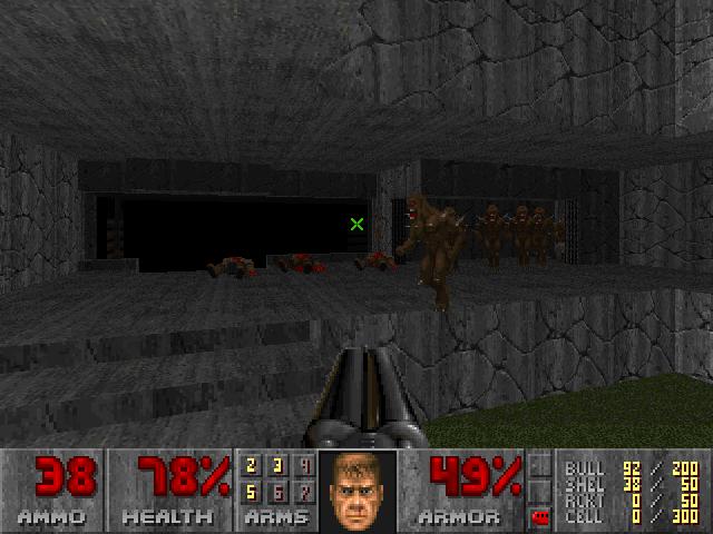 Doom II: Hell on Earth *LET'S PLAY!* Screen92