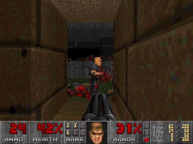Doom II: Hell on Earth *LET'S PLAY!* Screen94