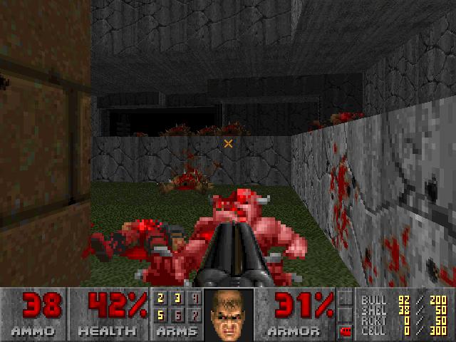 Doom II: Hell on Earth *LET'S PLAY!* Screen95