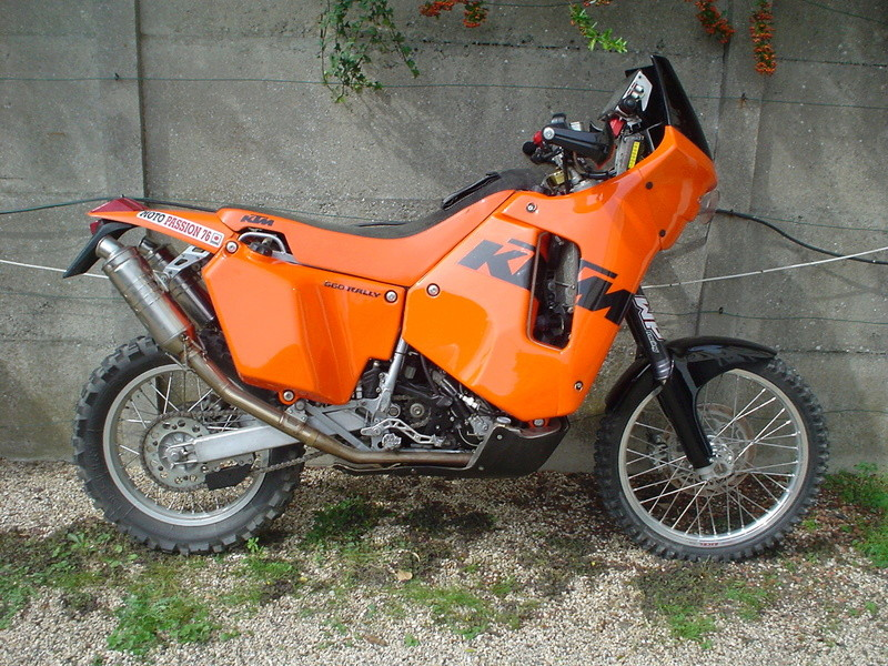 660 KTM FACTORY  310