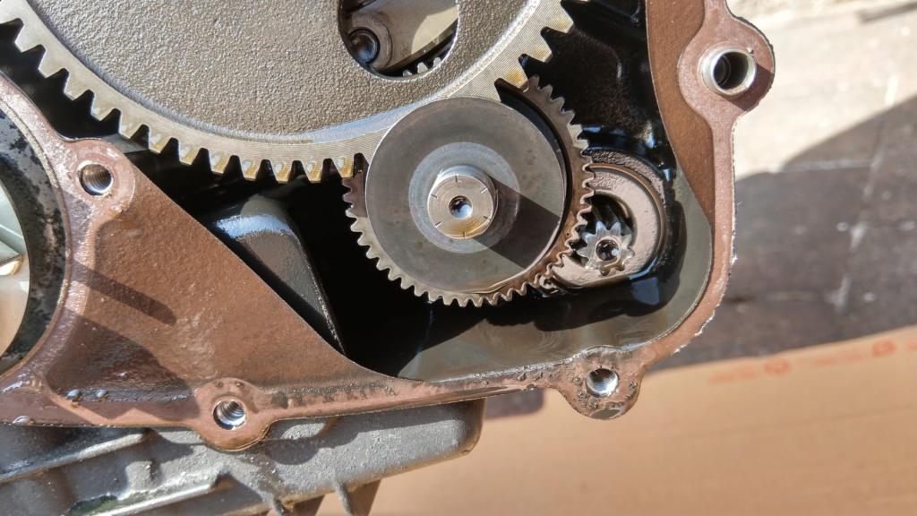 800 VN - Voyant d'huile et de température qui reste allumé. Imag3111