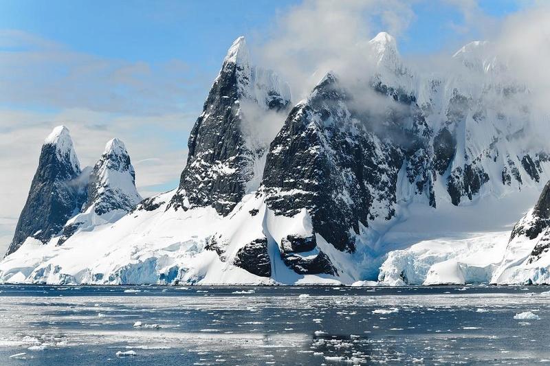 Les paysages de l'antarctique 15027710