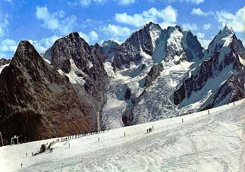 Paysages enneigés de la Suisse Glacie10