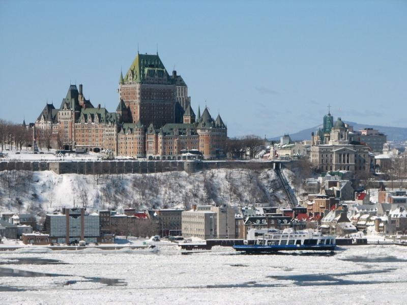 Paysage enneigés du Québec Montry10