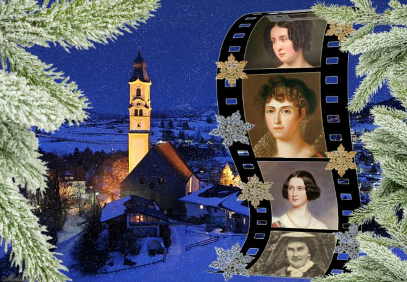 Montages de Louis II de Bavière et sa famille  Vipta283
