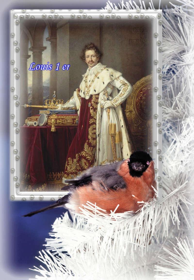 Montages de Louis II de Bavière et sa famille  Vipta284