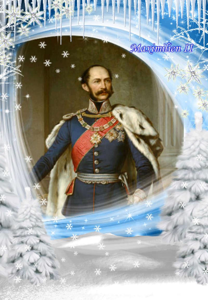 Montages de Louis II de Bavière et sa famille  Vipta285