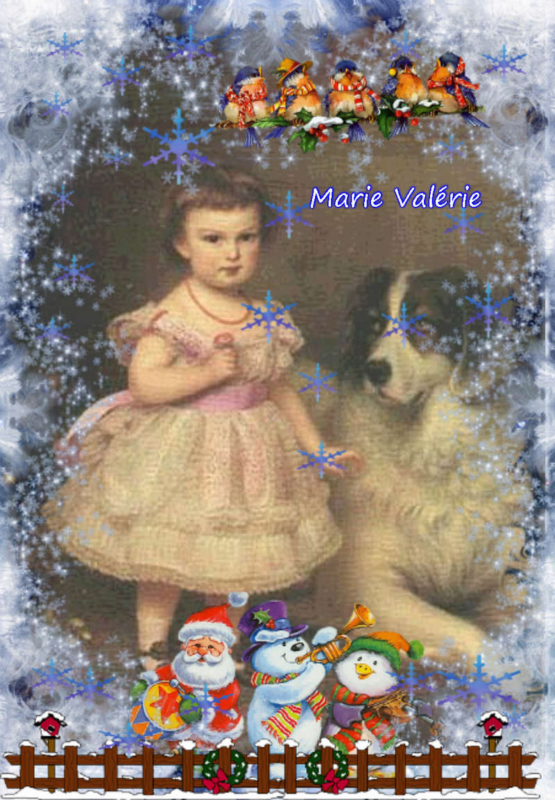 Montages des enfants de Franz et de Sissi Vipta298
