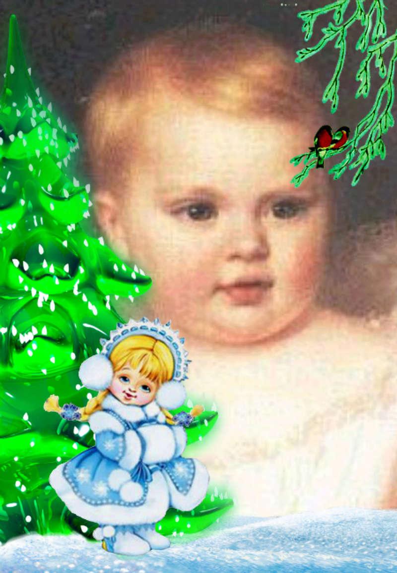 Montages des enfants de Franz et de Sissi Vipta299