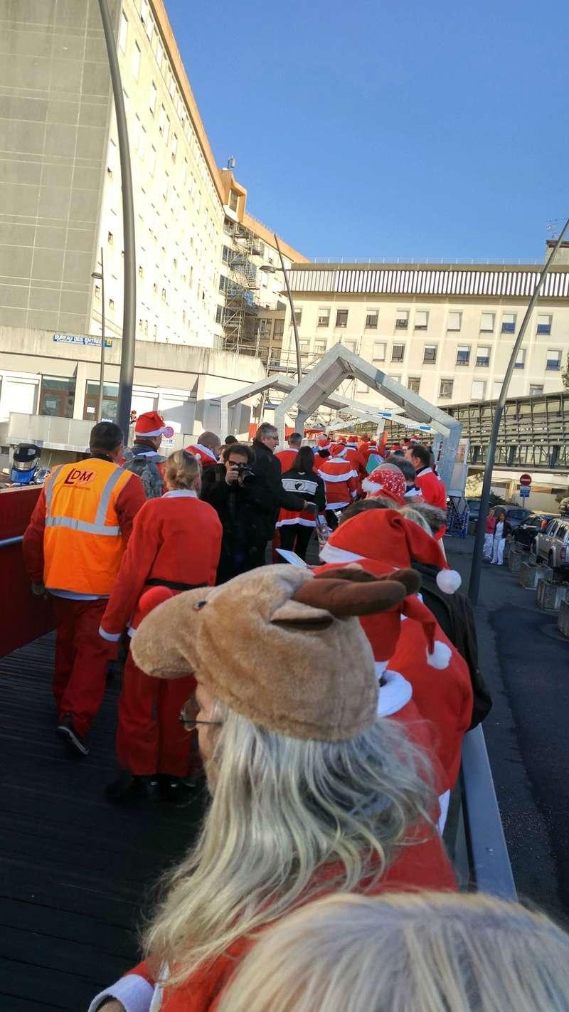Père Noël Motard CREON LIBOURNE 20161291
