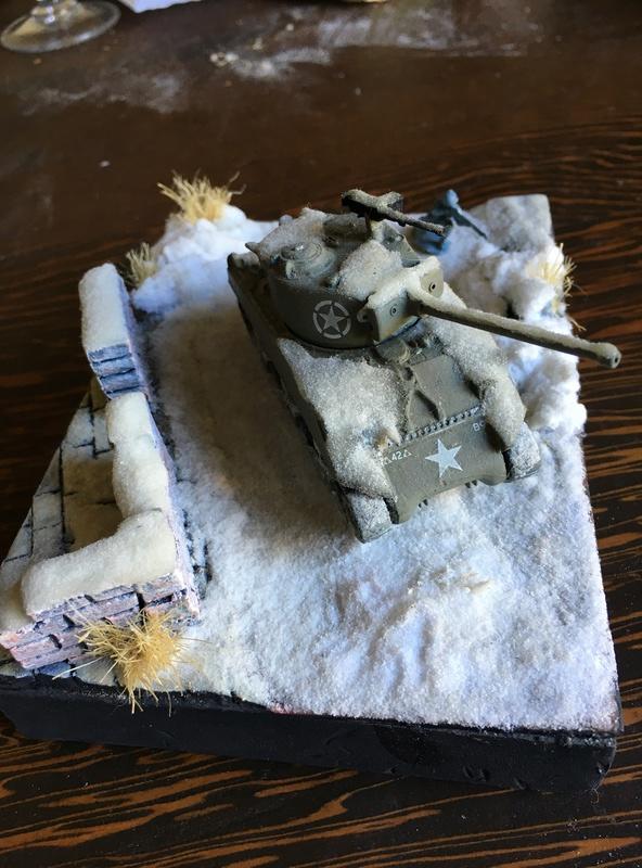 Sherman sous la neige 1/72 Img_4515