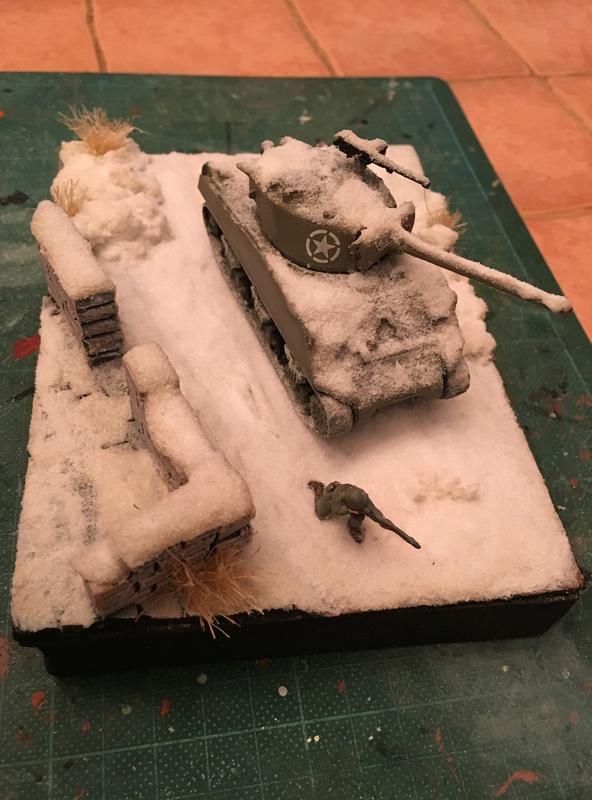 Sherman sous la neige 1/72 Img_4613