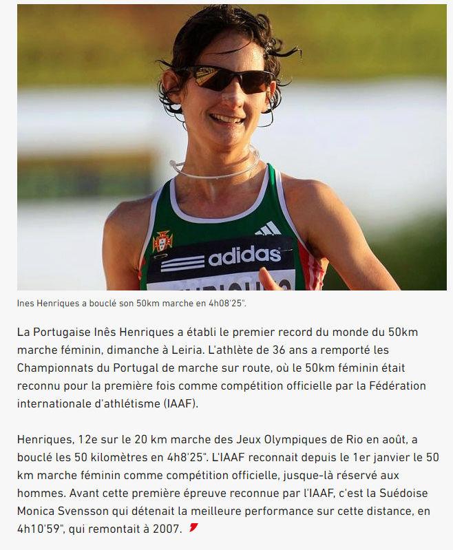 15 JANVIER 2017 1er RECORD DU MONDE 50 KM MARCHE FEMININ 50_km_10
