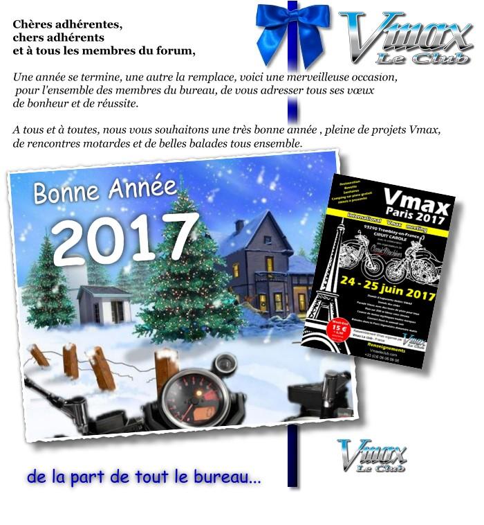 BONNE ANNÉE 2017 - Présentation..... des voeux... Page-v10