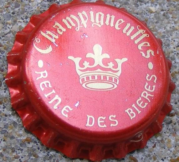 Plus belle capsule de bière française 2016 Champi10