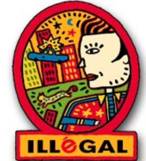 """Informations sur ce """"é"""" Illega10"""