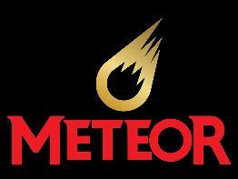 Meteor nouveau logo 2016/2017 Logo_m10
