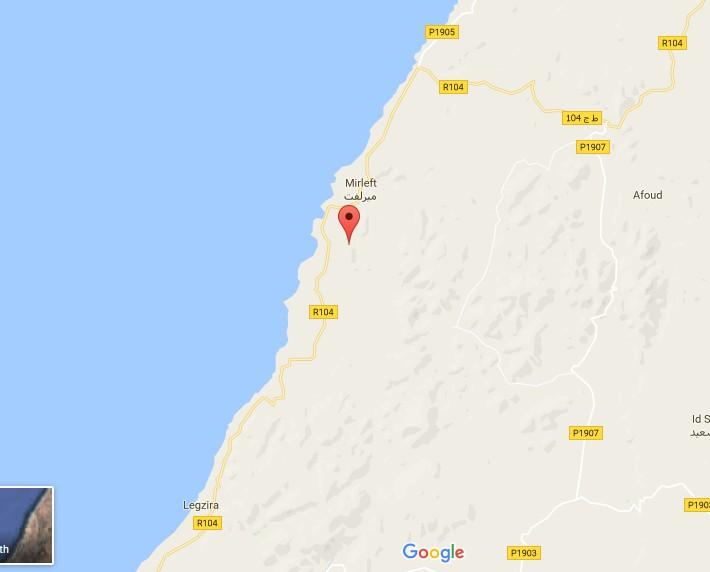 [Maroc Camp/Généralités] idée de camping entre Mirleft et Sidi ifni qu en pensez vous ?  Ifni10