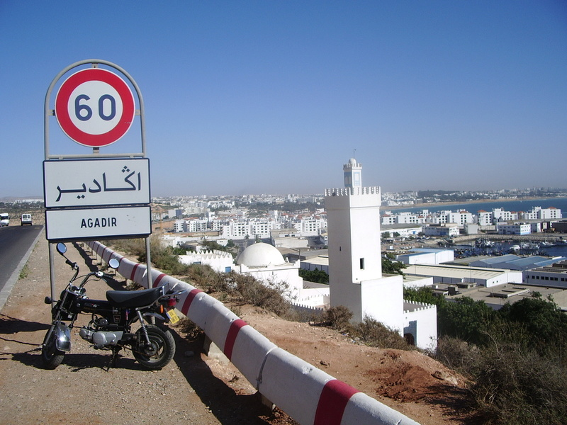 [INFOS Techniques]  vis / installer un rail coulissant pour la moto? Maroc_10