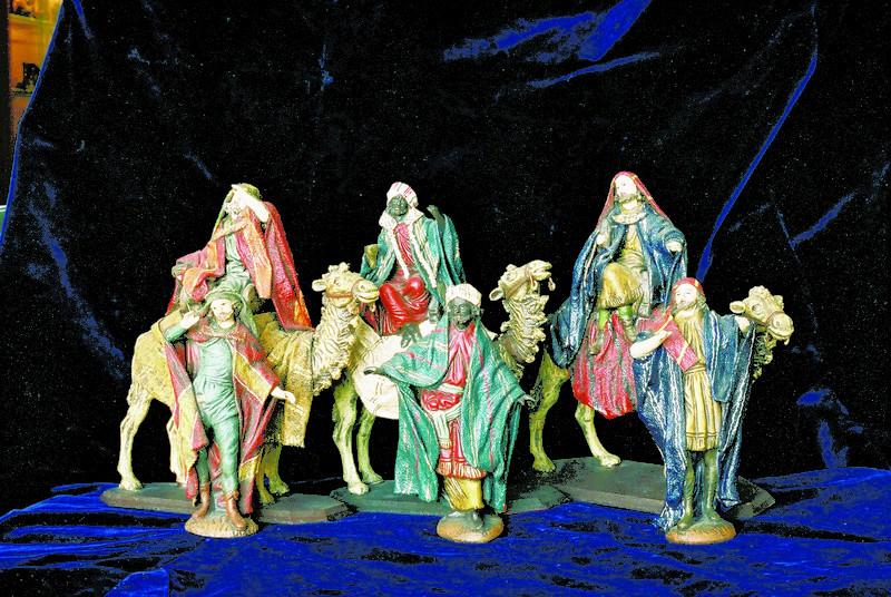Crèches d'Espagne, église St-Remacle Liège. F1000012