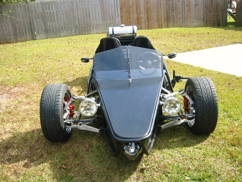 Another Silverwing trike kit for your consideration... Swt210