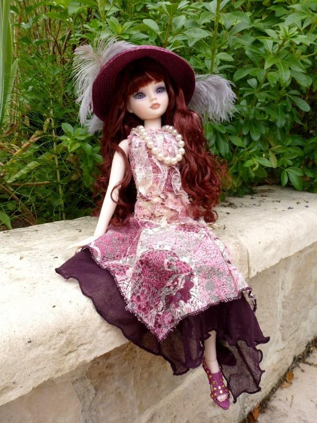 le joli chapeau de Flo Chapea12