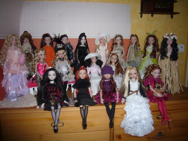 petite photo de famille des Ellowynes de Corolle :) Toutes40