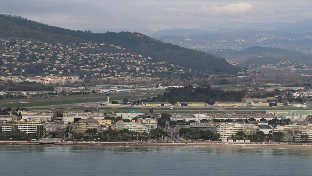 Vol en R44 Lyon-Bron Cannes , 11/02/2017 Img_0416