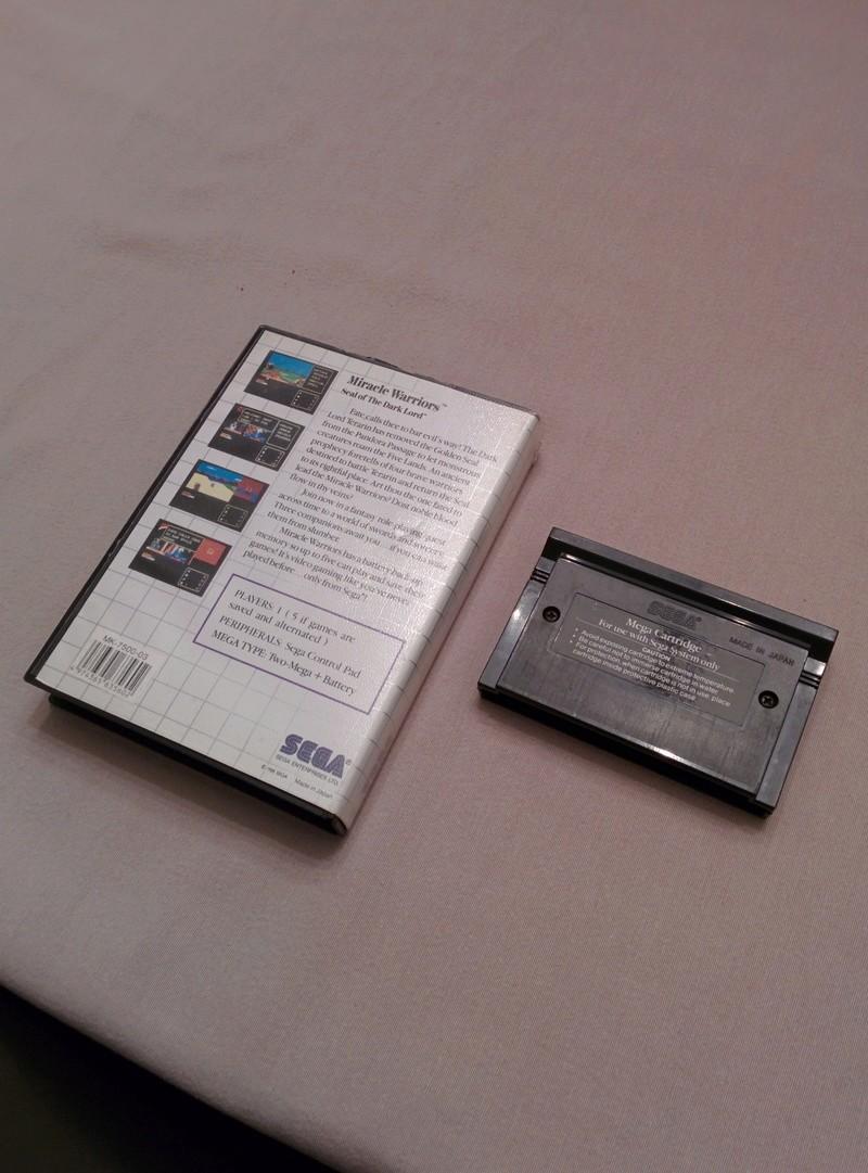 [ESTIM] Console/jeux Megadrive Img_2086