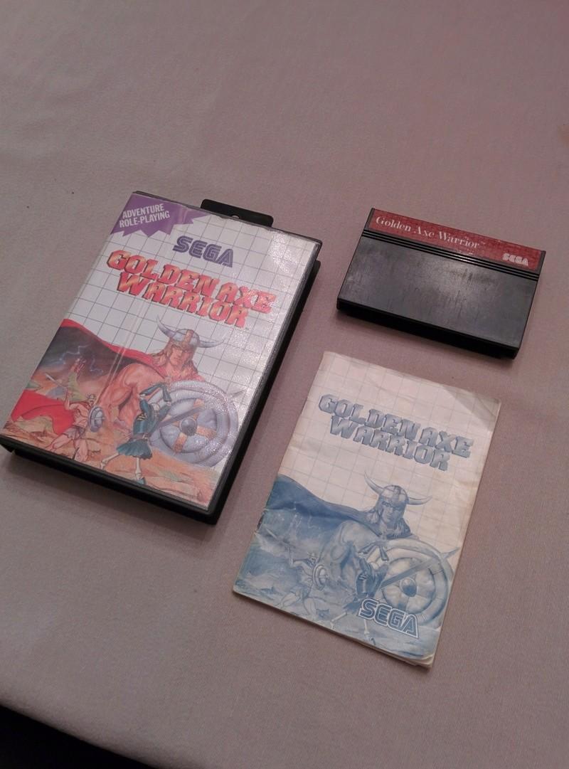 [ESTIM] Console/jeux Megadrive Img_2088