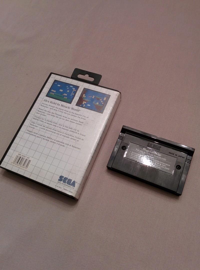 [ESTIM] Console/jeux Megadrive Img_2099