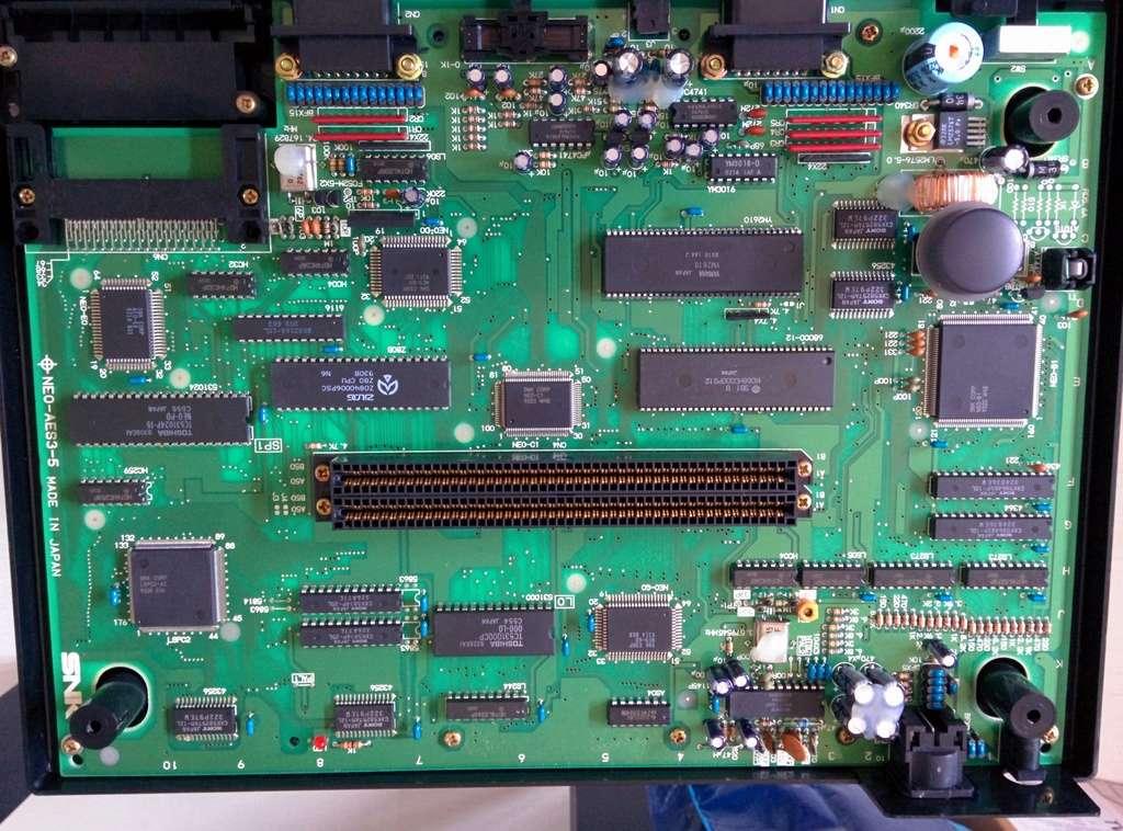 RGB Fix pour console AES: améliorer l'image de son AES 3-6 Img_2156