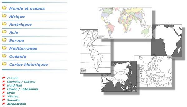 BANQUE DE CARTES (MAPS) Dm10