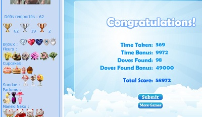 Dove Finder # 4 Aa11