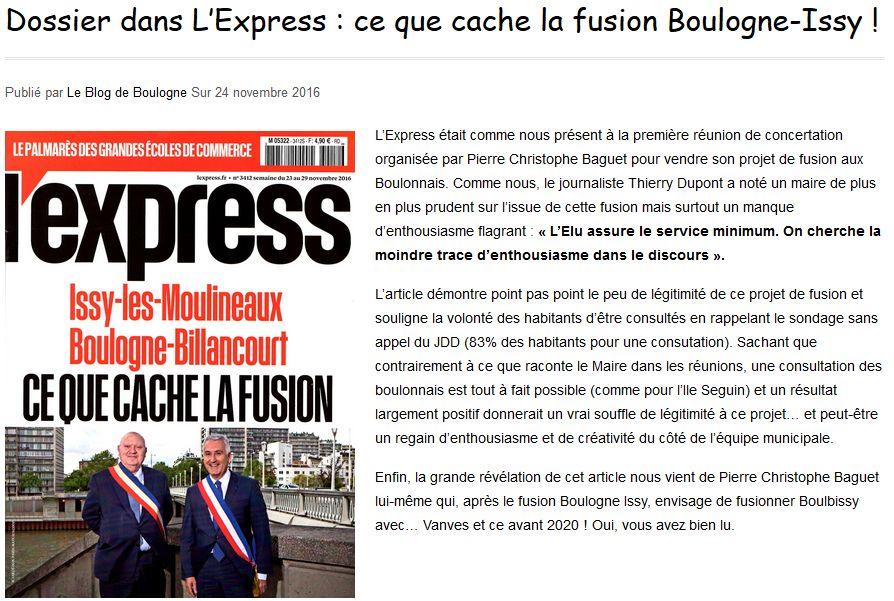 ffbc61cd88e Fusion   mariage de Boulogne-Billancourt et d Issy-les-Moulineaux Clipb118