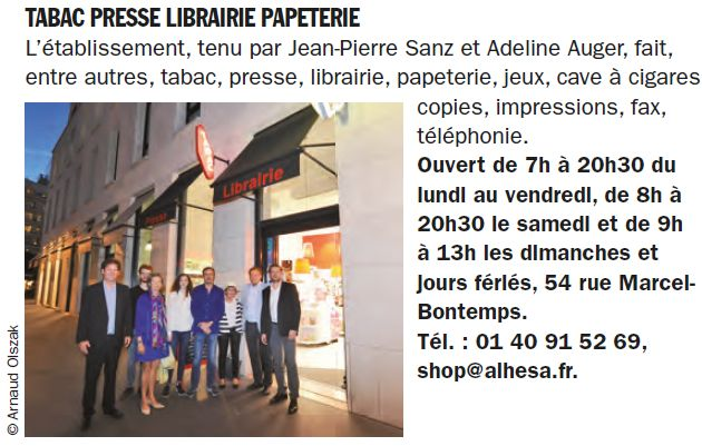 Tabac - Presse - Librairie Clipbo19
